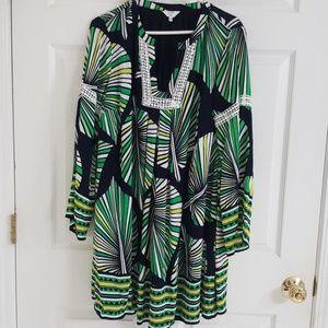 Blouse Tunic Dress